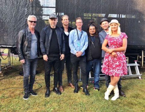 Medverkande artister och musiker Skärgårdsturnén 2017